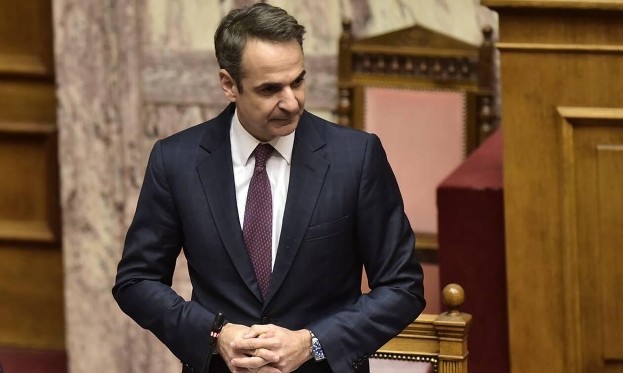 Μητσοτάκης: Ψεύτης ο Τσίπρας – Η Ελλάδα έχει γυρίσει σελίδα