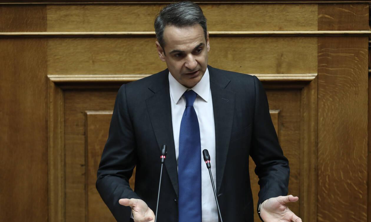 Μητσοτάκης για κατώτατο μισθό: Υπομονή μέχρι τον Ιούνιο - Η Ελλάδα έχει γυρίσει σελίδα