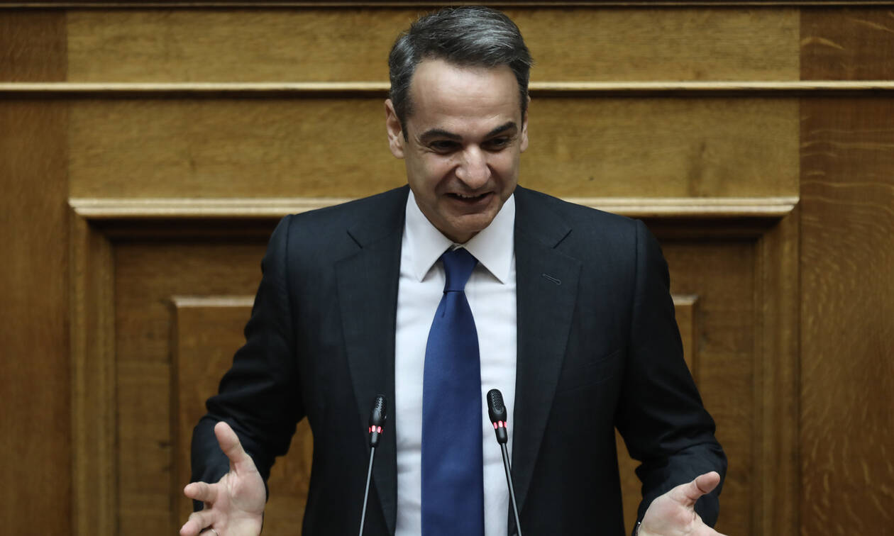PM Mitsotakis: The creation of many well paid jobs is a government priority