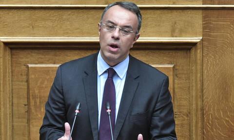 Σταϊκούρας: Οι 5 πρωτοβουλίες για την αντιμετώπιση των κόκκινων δανείων