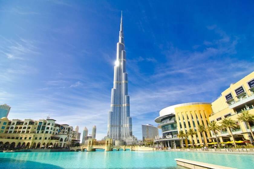 Το Burj Khalifa