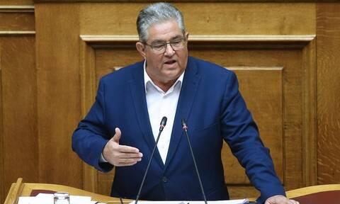 Κουτσούμπας - Βουλή: Όσα περιγράφετε δεν έχουν σχέση με τα όσα βιώνουν οι εργαζόμενοι