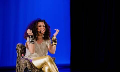 Κατερίνα Βρανά: Η δύναμή μου προέρχεται από το χιούμορ