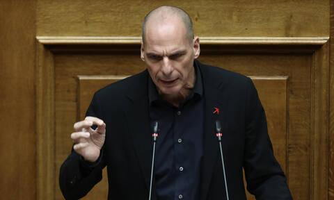 Βουλή: Τις ηχογραφήσεις του Eurogroup του 2015 κατέθεσε ο Γιάνης Βαρουφάκης