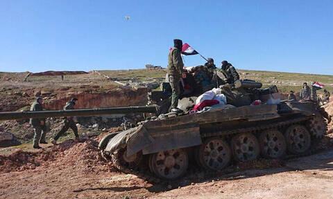 Συρία: Προελαύνει στο Ιντλίμπ ο Άσαντ – Τουρκία και Ρωσία συναντιούνται το Σάββατο