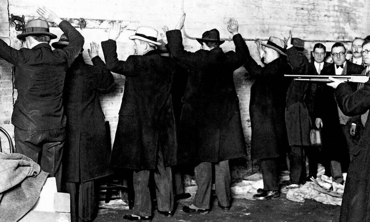 Σαν σήμερα: Το πιο αιματηρό έγκλημα στην ιστορία της μαφίας