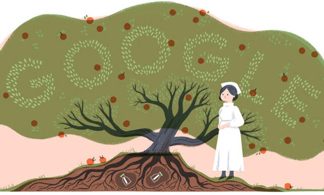 Irena Sendlerowa: Το doodle της Google για την κοινωνική λειτουργό από την Πολωνία