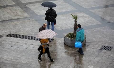 Καιρός: Βροχές, καταιγίδες και θυελλώδεις άνεμοι - Πού θα «χτυπήσουν» τα φαινόμενα