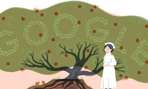 Irena Sendlerowa: Το Doodle της Google τιμά την Πολωνή κοινωνική λειτουργό