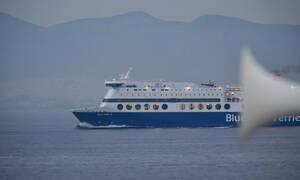 Θρίλερ στη Ρόδο: Τρόμος για τους επιβάτες του Blue Star 2 λόγω κακοκαιρίας