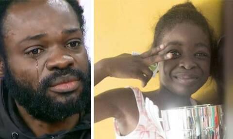 Πατέρας 7χρονης Βαλεντίν: Είπα ψέματα – Γι' αυτό σκηνοθέτησα την εξαφάνιση της κόρης μου