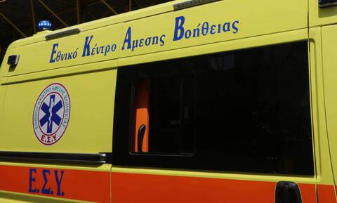 Θεσσαλονίκη: Τροχαίο με σοβαρό τραυματισμό μοτοσυκλετιστή