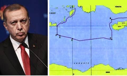Πυρπολεί τη Μεσόγειο ο Ερντογάν: Ετοιμάζει τρίτο γεωτρύπανο για έρευνες και απειλεί τους πάντες