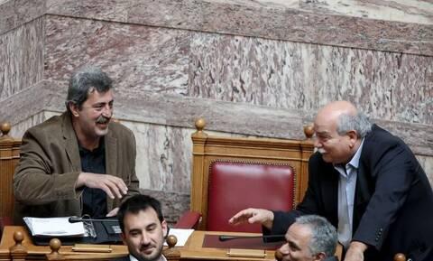 Σύγκρουση Πολάκη - Βούτση στην ΚΕ του ΣΥΡΙΖΑ - Οι αποκαλυπτικοί διάλογοι