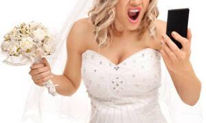 Χαμός σε γάμο: Άγριο ξύλο στο γαμπρό - Οργισμένη η νύφη (pics)
