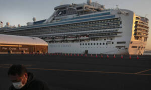 Κοροναϊός: Δύο Έλληνες στο «μολυσμένο» κρουαζιερόπλοιο Diamond Princess - Τι είπε ο υπουργός Υγείας