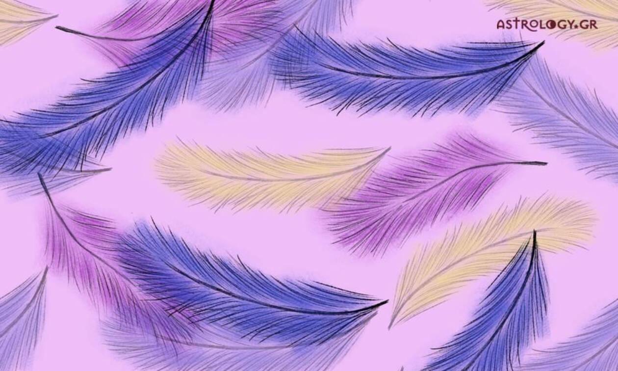 Μήπως είδες στο όνειρό σου φτερά;