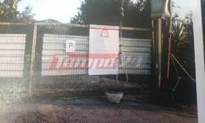 Φονικό στην Πάτρα: Γυναίκες με κομμένα κεφάλια και κρεμάλες έξω από το φανοποιείο του 40χρονου