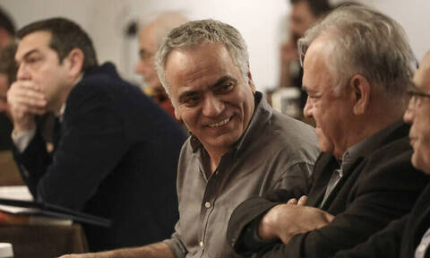 ΣΥΡΙΖΑ: Αντιπαράθεση Σκουρλέτη - Τσίπρα στην Κεντρική Επιτροπή