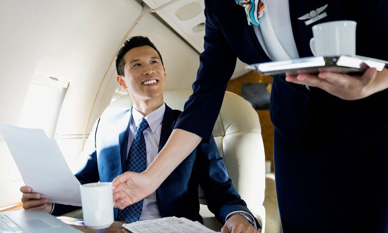 Προσοχή: Μην το κάνεις ποτέ αυτό στο αεροπλάνο