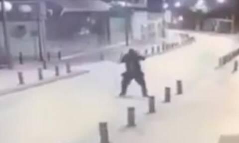 Κύπρος: Σοκ από το βίντεο-ντοκουμέντο με το μαφιόζικο χτύπημα στην Αγία Νάππα