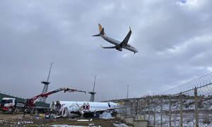 Τρόμος: Φωτιά και σε δεύτερο αεροσκάφος της Pegasus Airlines μετά την τραγωδία στην Τουρκία