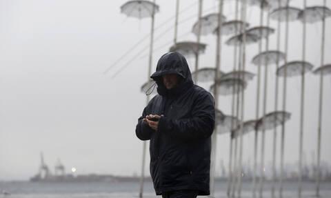 Καιρός: Παγωνιά και βροχές τη Δευτέρα - Η πρόγνωση καιρού μέχρι τέλος του μήνα