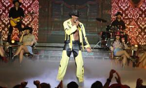 "YFSF: Με κοιλιακούς ""φέτες"" ο Ηλίας Μπόγδανος ξεσήκωσε όλο το στούντιο! (VIDEO-PHOTOS)"