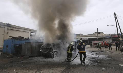 Συρία: Παγιδευμένο με εκρηκτικά αυτοκίνητο σκόρπισε το θάνατο - Τέσσερις νεκροί