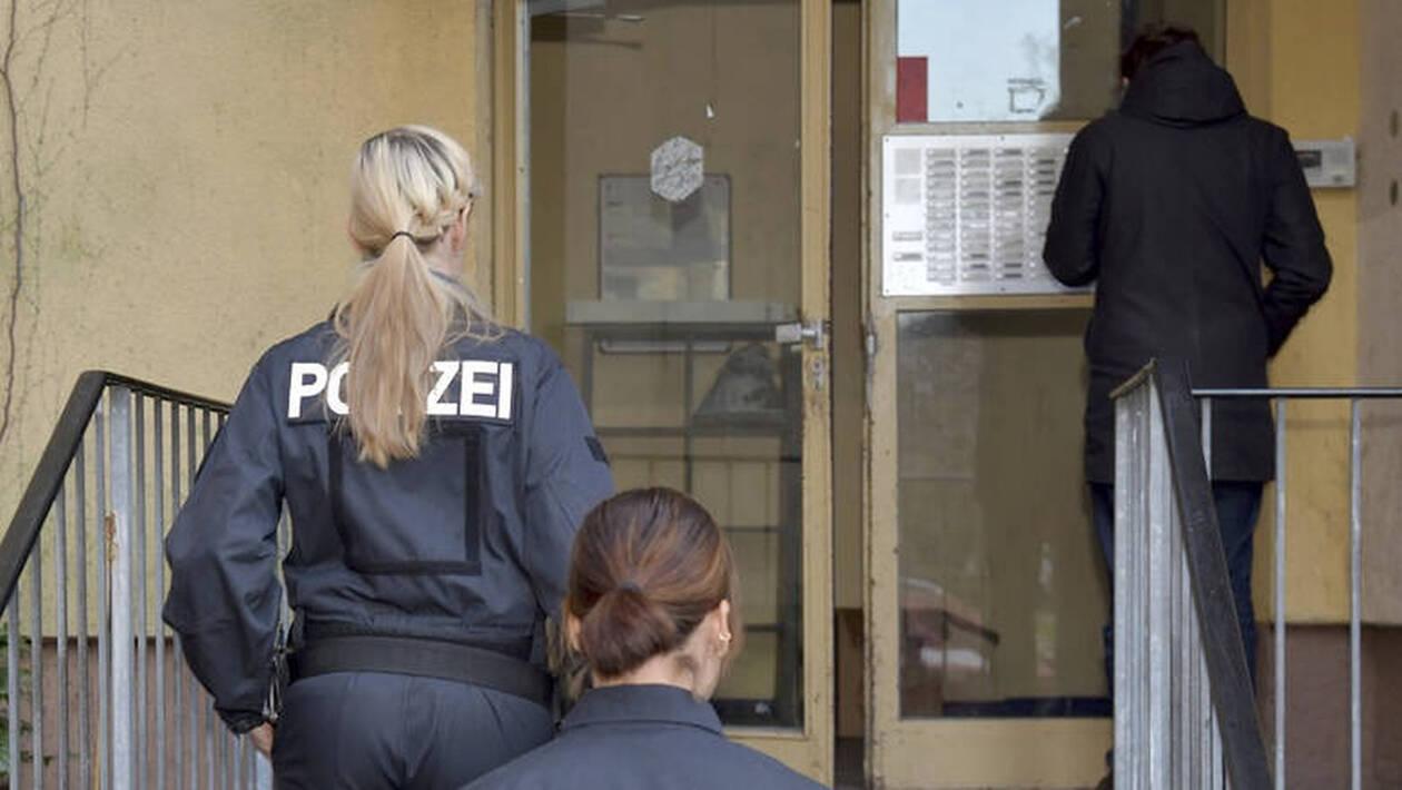 Γερμανία: Προφυλακιστέοι οι 12 συλληφθέντες που σχεδίαζαν τρομοκρατικές επιθέσεις
