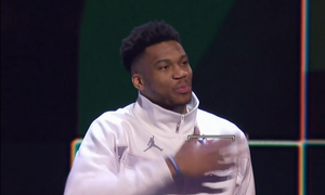 NBA All Star Game: Η αποθέωση για την Team Giannis (video)