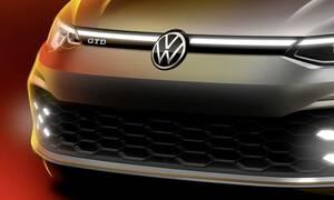 Το νέο VW Golf GTD θα έχει 200 ίππους και εξαιρετικά χαμηλές εκπομπές ρύπων