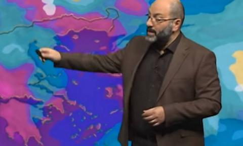 Καιρός Τσικνοπέμπτη: Άσχημα νέα... Με τι καιρικές συνθήκες θα ψήσουμε; (video)