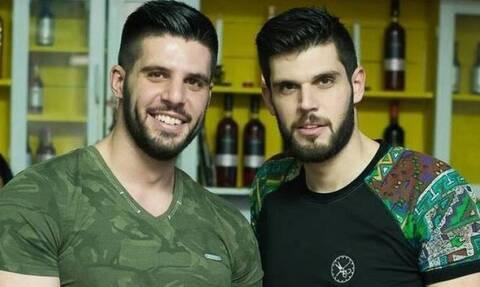 Droulias Brothers: Έγιναν... αυτοκόλλητα στα social media (photos)