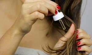 Έλαια που μακραίνουν τα μαλλιά και προλαμβάνουν την τριχόπτωση (βίντεο)