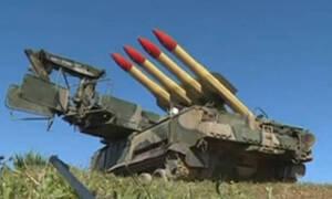 Άσκηση της Εθνικής Φρουράς με το γαλλικό «Charles de Gaulle» (video)