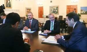Συνάντηση ΠτΔ με Πρόεδρο της Ευρωπαϊκής Τράπεζας Επενδύσεων - Τι συζήτησαν