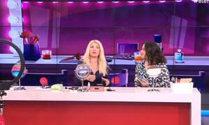 Ελένη Μενεγάκη: Δεν φαντάζεσαι πώς ξεκίνησε την εκπομπή της – Σχεδόν αμακιγιάριστη (Pics-Vid)
