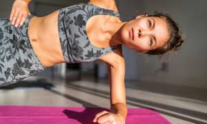 Κάντε αυτό το 10λεπτο πρόγραμμα γυμναστικής κάθε πρωί και χάστε βάρος και λίπος (vid)