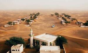 Το χωριό που «καταπίνει» η έρημος και οι ιστορίες φαντασμάτων