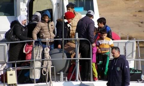 За три дня в Грецию прибыли 182 беженца