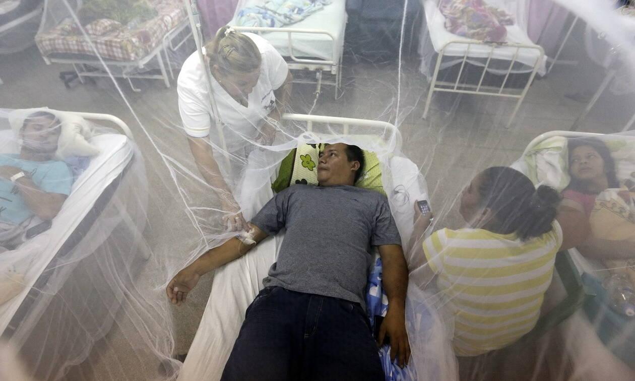 Επιδημία δάγκειου πυρετού στην Παραγουάη: Σε κατάστασης έκτακτης ανάγκης η χώρα