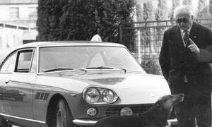 Πωλείται η Ferrari 330 GT που οδηγούσε ο ίδιος ο Enzo