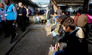 Επεισόδιο με τραυματία στο κέντρο προσφύγων στα Διαβατάστη Θεσσαλονίκη