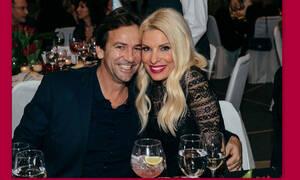 Μενεγάκη- Παντζόπουλος: Επέτειος γάμου για το ζευγάρι - Το love story τους μέσα από φωτογραφίες