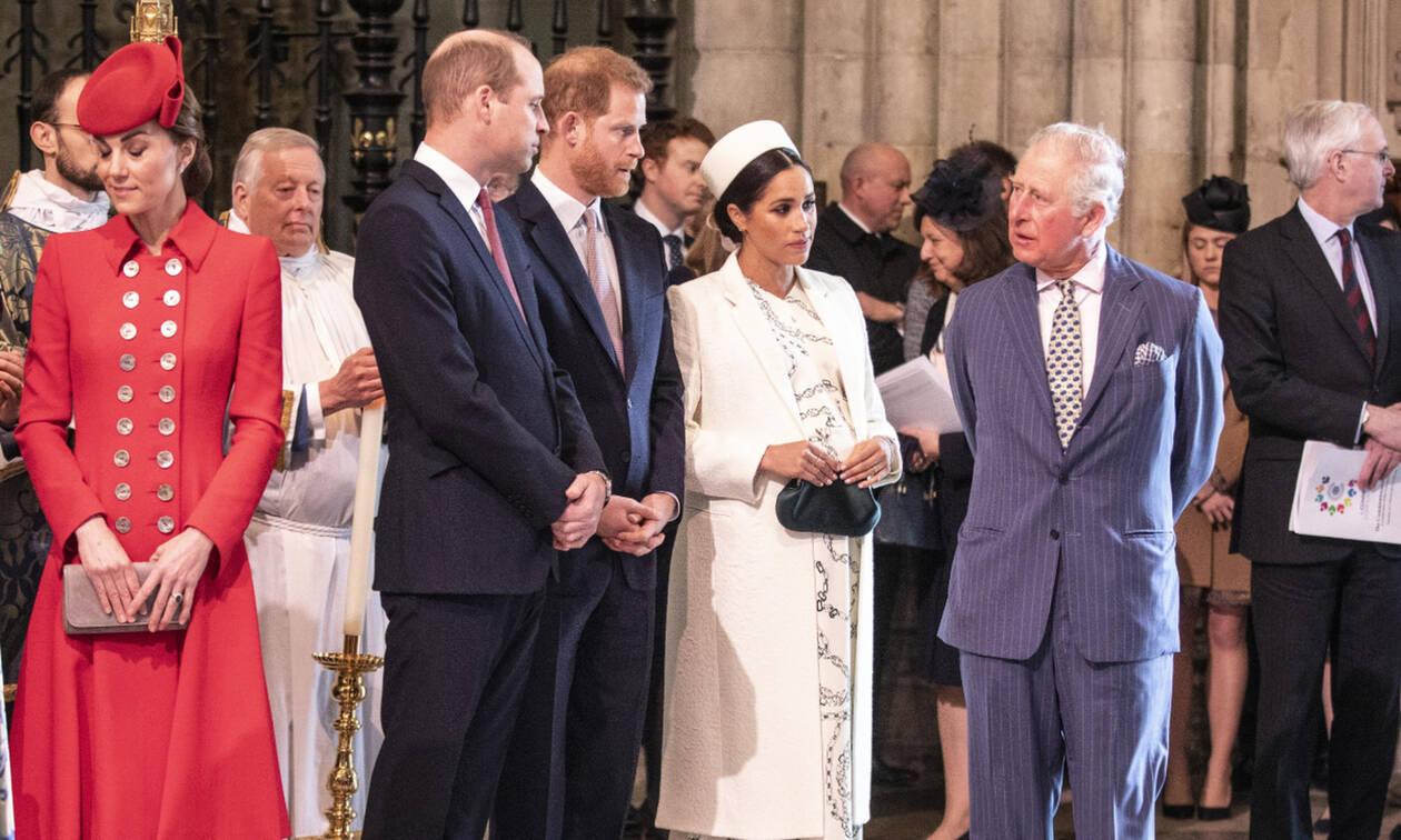 Είναι επίσημο πια! Το Παλάτι ανακοίνωσε το διαζύγιο που δεν περίμενε κανείς