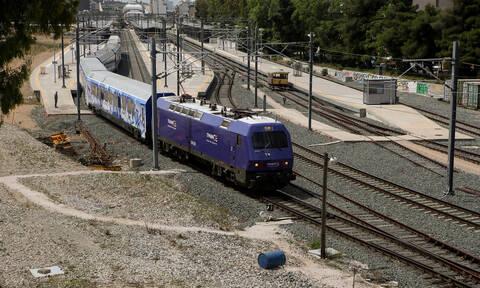 Κατάληψη στον σιδηροδρομικό σταθμό του Ρέντη - Χαμός με την απεργία στην ΤΡΑΙΝΟΣΕ