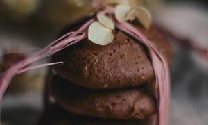Μπισκότα σικάλεως με σοκολάτα
