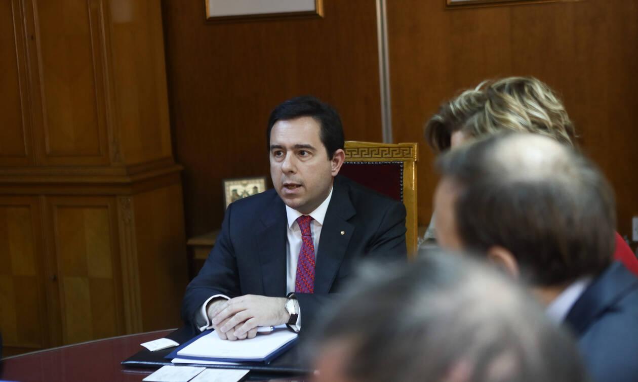 Μηταράκης: Κάθε σημαντική ενέργεια είναι σε πλήρη ενημέρωση της προεδρίας της κυβέρνησης