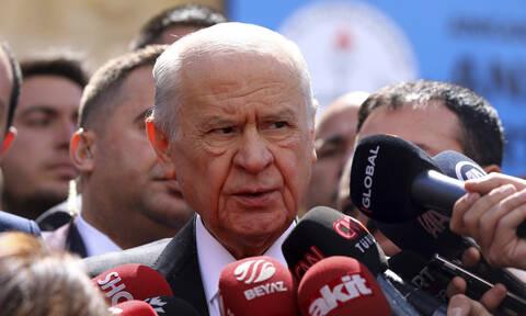 Πληροφορίες για πραξικόπημα στην Τουρκία - Τι είπε ο Μπαχτσελί